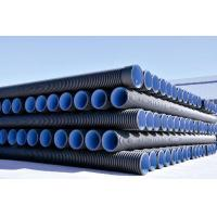 HDPE Double-wall Corrugated Pipe Manufactures