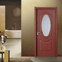 China Classic Indoor Doors with Water Proof MDF Door Frame on sale