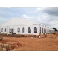 60M Clear Width Temporary Warehouse Marquee Tent