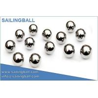 Buy cheap Stainless steel balls from wholesalers
