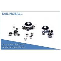 Buy cheap Chrome Steel balls from wholesalers