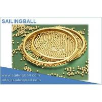 Buy cheap Non-Ferrous Brass Balls from wholesalers