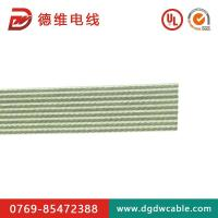 Buy cheap Fluoroplastic transparent parallel wire DW28 from wholesalers