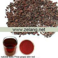 Natural Dyes Price Grape Skin Red Sale Manufactures