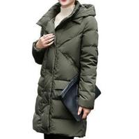 Lady's Wear Lady's Down Jacket Manufactures