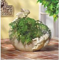 Cherubs Moon Planter Manufactures