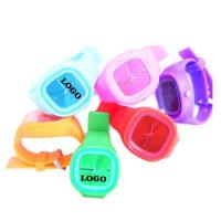 Silicone jelly watches Manufactures