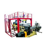 3-pins 3-flight Reciprocating single screw extruder Manufactures