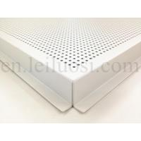 595*595mm Perforated Aluminum Ceiling Tile Manufactures