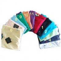China Lot of 5 Mens long-sleeved Polos - Free Shipping on sale