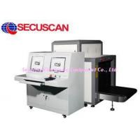 200kgs 1000 ( W ) * 1000 ( H ) mm Tunnel X Ray Baggage Scanner sales For Anti - Terrorists Manufactures