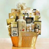China Super Star Celebrations Gift Basket on sale