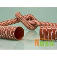 ventilationhose WH00394(280 C,2 layers Silicon-coated) Manufactures
