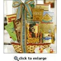 Get Well Gift Basket from Office Staff at Shop The Gift Basket Store Manufactures