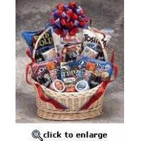 China Snack Food Gift Baskets for College Students With Coca-Cola at Shop The Gift Basket Store on sale