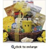 Chemo Champion Get Well Gift Basket | Gift for someone with cancer Manufactures