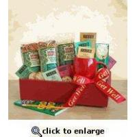 China Get Well Gift Basket Natural Healing | Gluten Free foods and soups get well on sale
