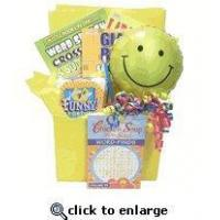 Puzzles and Smiles Uplifting Get Well Gift Basket for Kids and Adults Manufactures