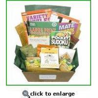 Feel Better Soon Gift From the Office | Get well gift with reading material. Manufactures