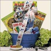 Boy's Get Well Gift Basket Ages 9 to 12 - I Tunes Therapy Manufactures