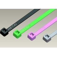 Self-locking Cable Ties  Material: Nylon 66, 94V-2 certificated by UL. Manufactures