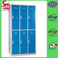 Buy cheap Locker Steel clothes locker office furniture metal cabinet from wholesalers