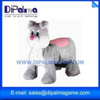 GRAY RABBIT-WALKING ANIMALS Manufactures