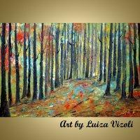 ART CURRENTLY AVAILABLE MORNING DEW FOREST Manufactures