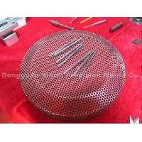 Hex Pun Of Perforated Metal Mould