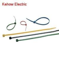 Self Locking Nylon Cable Ties Manufactures