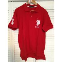 US Polo Assn. Large Pony Polo Shirt - Red Manufactures