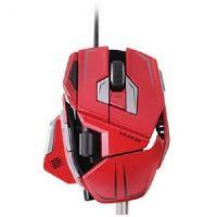 Cyborg m.m.o.7 wired gaming mouse (red)