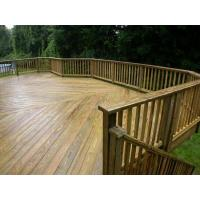 Buy cheap Decking 12' Treated Decking from wholesalers