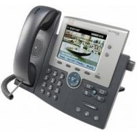 Cisco 7945 VoIP Phone (CP-7945G) - Two Lines - Color LCD Display7945GCH1-N Manufactures