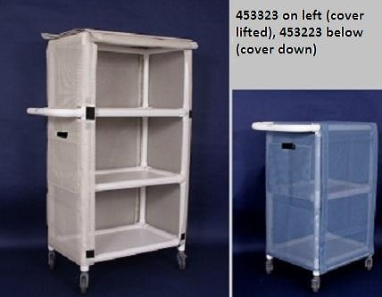 Quality Patient Procedural MRI Shelf Carts for Mobile for sale