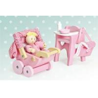 Le Toy Van Nursery Set Manufactures