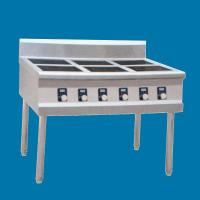 appliances PRODUCT 6 slots vertical stainless steel Clay Pot Furnace Manufactures