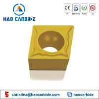 CCMT finished tungsten carbide insert Manufactures