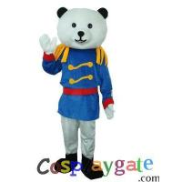 General Bear Plush Adult Mascot Costume Manufactures