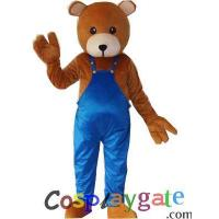 Teddy Bear (strap version) Plush Adult Mascot Costume Manufactures