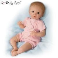 China Nina, The Living Baby Doll: So Truly RealModel # CT301160001 on sale
