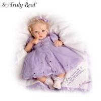 China Sunday's Finest Musical Baby Doll Collection: So Truly RealModel # CT913488 on sale