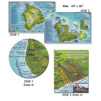 Cheap Big Island Dive Map (Folded) for sale