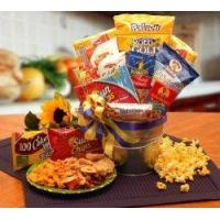 China Healthy Snack Food Gift Basket - Care Package Gift Idea for College Kids Away from Home on sale