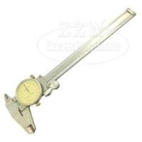 Quality Dial Caliper ,Stain Steel , Fractional for sale