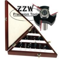 Buy cheap 3-Flute Carbide Tipped Router Bit Sets(Wp12) from wholesalers