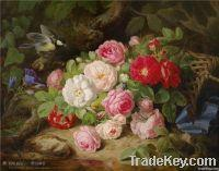 Handmade Oil Painting Manufactures