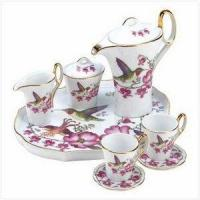 SWM 39955 Hummingbird Mini Tea Set Manufactures