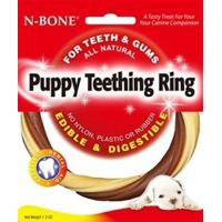 China N-Bone Puppy Teething Ring 1.2 oz Bag on sale