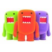 4 Inch Domo Flocked Vinyl Figure Orange Soda pre-order Manufactures